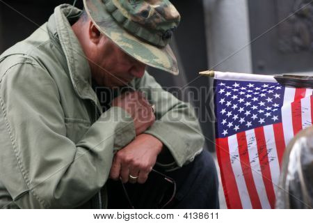 A Veteran Doesn't Forget