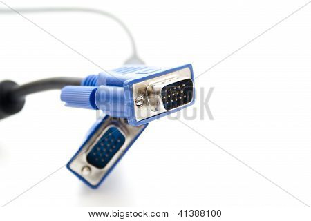 Video Graphics Array Cable