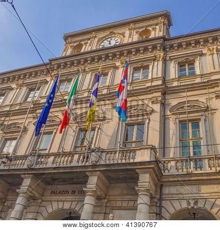 Palazzo di Citta Turin