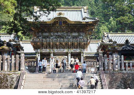Toshogu Shrine, Nikko