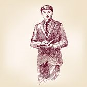 stock photo of preacher  - preacher  - JPG