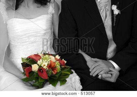 Marrying Couple