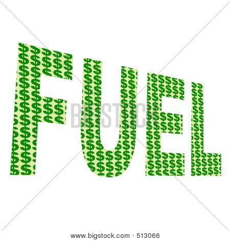 Ilustración de combustible
