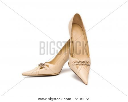 Beige Women's Shoes
