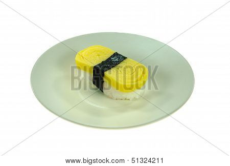 Egg Sushi