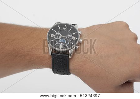 Adjustment Of The Watch