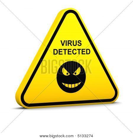 Virus entdeckt