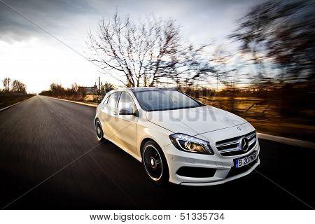 Clase de Mercedes A