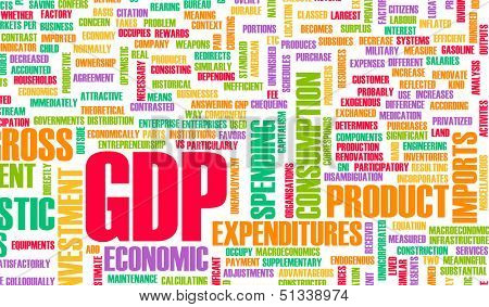 GDP or Gross Domestic Product of a Country