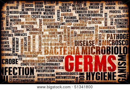Germs and Hygiene Infection as a Concept