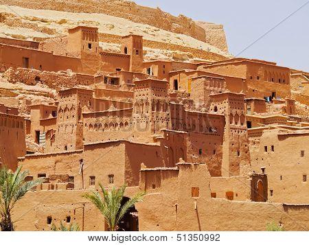 Ait Benhaddou, Morocco
