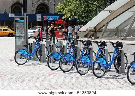 New York Bicycles