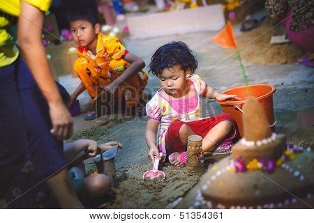Songkran Pagoda