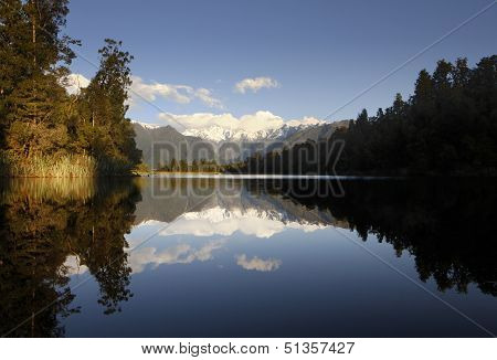 New Zealand Lake Reflections