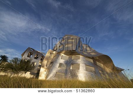 The Lou Ruvo Brain Center In Las Vegas, Nv On October 31, 2012