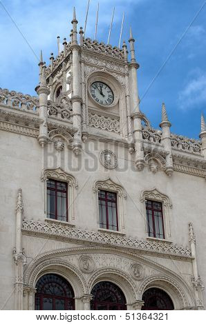 Rossio Lisbon Central Station