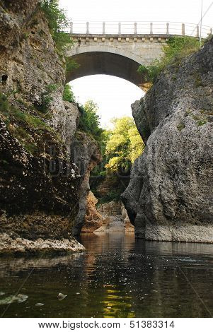 Ponte Romano In Premariacco