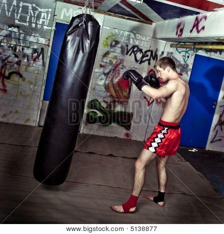 Boxing Practise