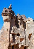 picture of chimney rock  - Fairy chimneys  - JPG