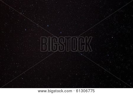 Night Sky Stars Background