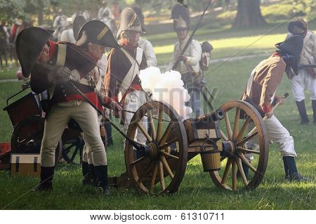 Austrian Imperial Artillery