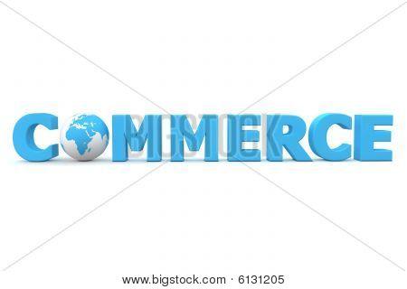 World Commerce Blue