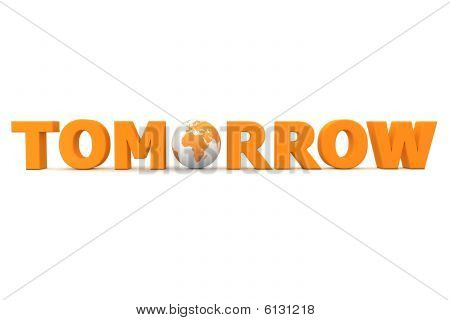 Tomorrow World Orange