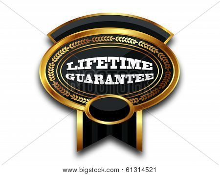 Medal - Lifetime Guarantee