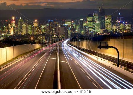 Auto-estrada de Brisbane