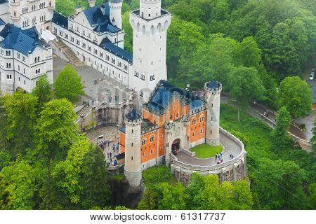 Gates Of Neuschwanstein