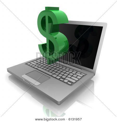 Online Money Notebook