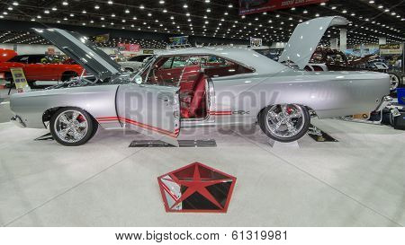 1968 Plymouth GTX Interpretation