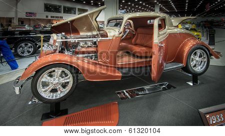 1933 Ford Coupe Interpretation