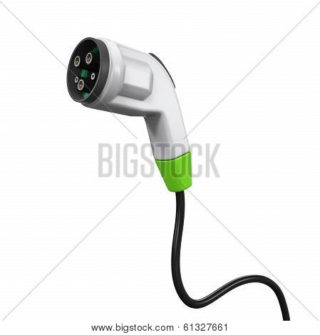 Electric Vehicle Charging Plug