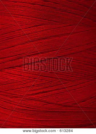 Cotton Thread - Red