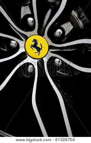 Scuderia Ferrari Wheel