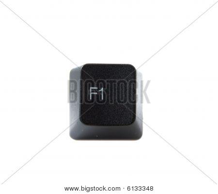 Keyboard F1 Key