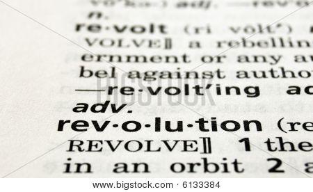 Revolution Defined