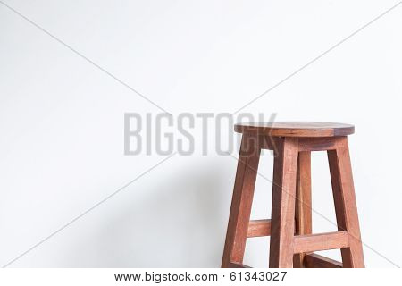 Chair Made ??of Wood