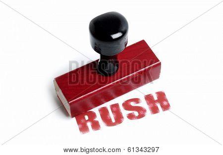 Rush stamp