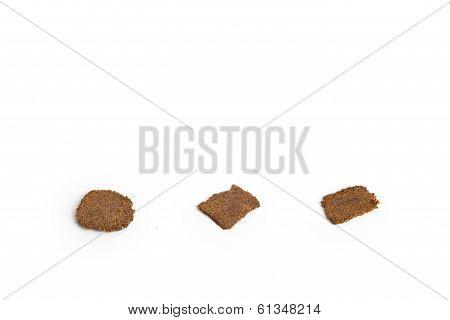 Pieces Of Hashish