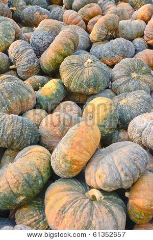 Thai Rotten Pumpkin Stack