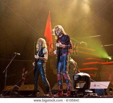 Judas Priest in Concert