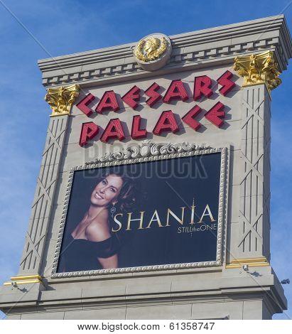 Las Vegas , Shania Twain
