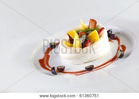 Mix Fruits Dessert