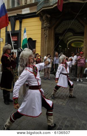 Folklore Festival Prague Fair