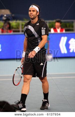 Fernando Gonzalez (CHILE), professional tennis player