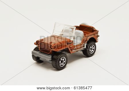 Nice toy car