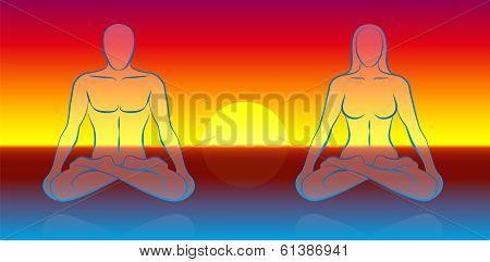 Dual Soul Meditation