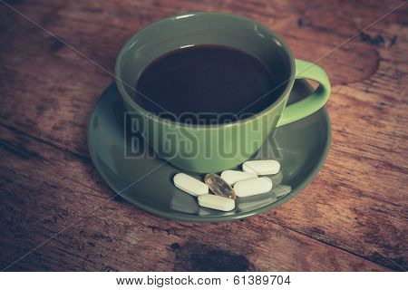 Coffee And Pills